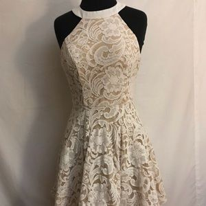 cream B Darlin dress